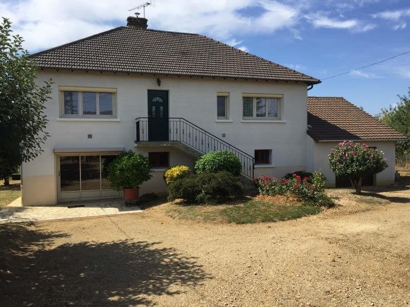 Vente maison / villa Roches premarie andille 162500€ -  1