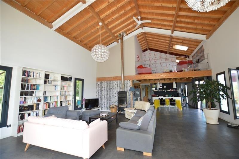 Venta  casa St palais 441000€ - Fotografía 4