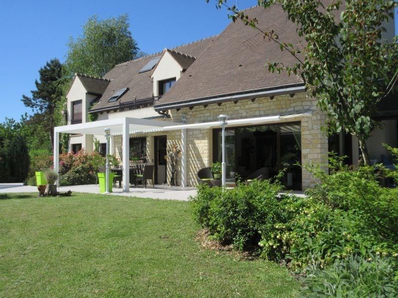 Revenda residencial de prestígio casa Claye souilly 1456000€ - Fotografia 2