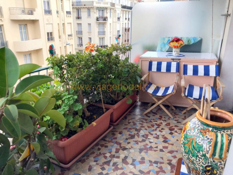 Viager appartement Nice 150000€ - Photo 4