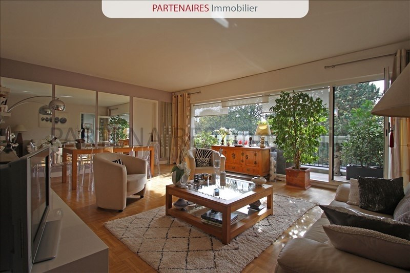 Vente appartement Rocquencourt 498 000€ - Photo 2