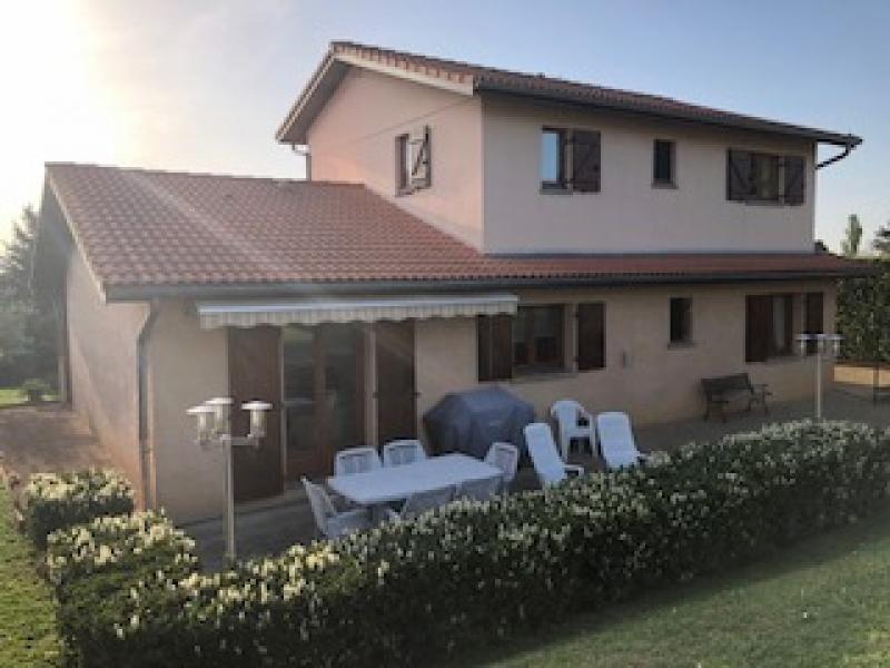 Sale house / villa Villette d anthon 395000€ - Picture 2