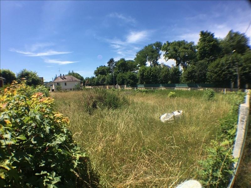 Vente terrain Champs sur yonne 50000€ - Photo 1