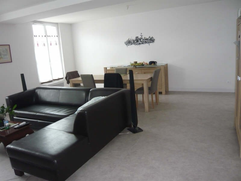 Rental apartment La ferte milon 640€ CC - Picture 1