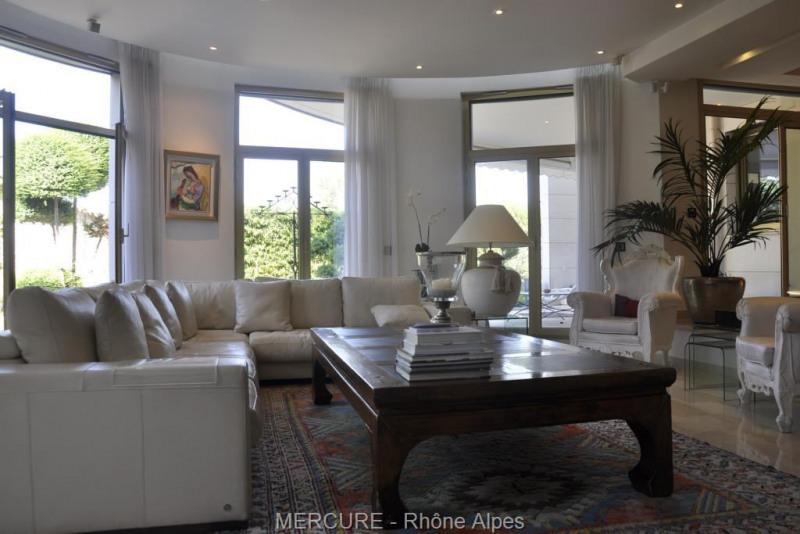 Deluxe sale apartment Caluire et cuire 950000€ - Picture 3