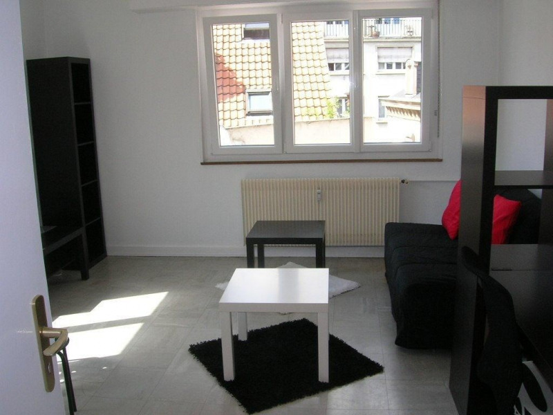 Rental apartment Strasbourg 525€ CC - Picture 2