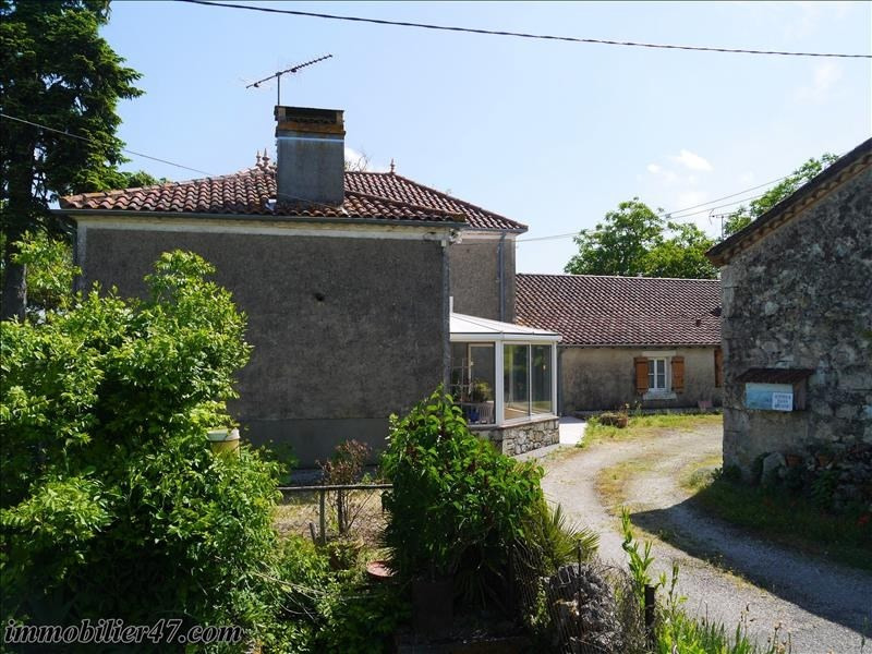 Vente maison / villa Pujols 175 000€ - Photo 3