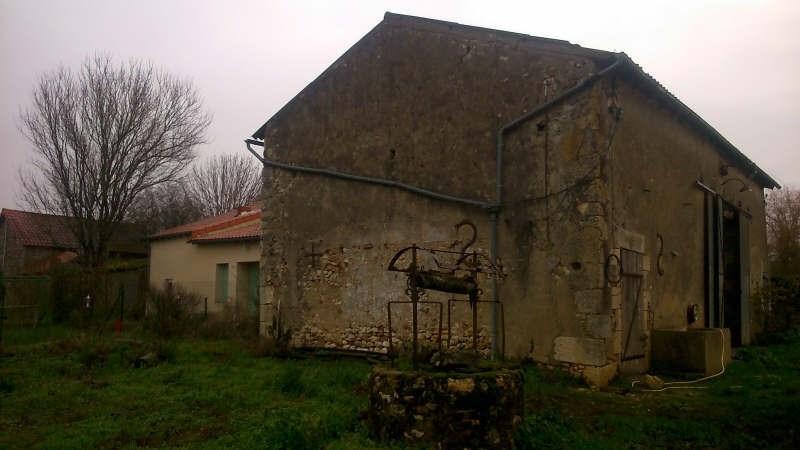 Vente maison / villa Chauvigny 44000€ - Photo 2