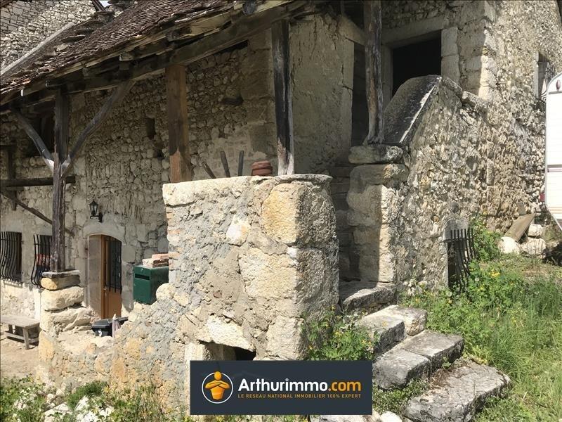 Vente maison / villa Lhuis 119000€ - Photo 2