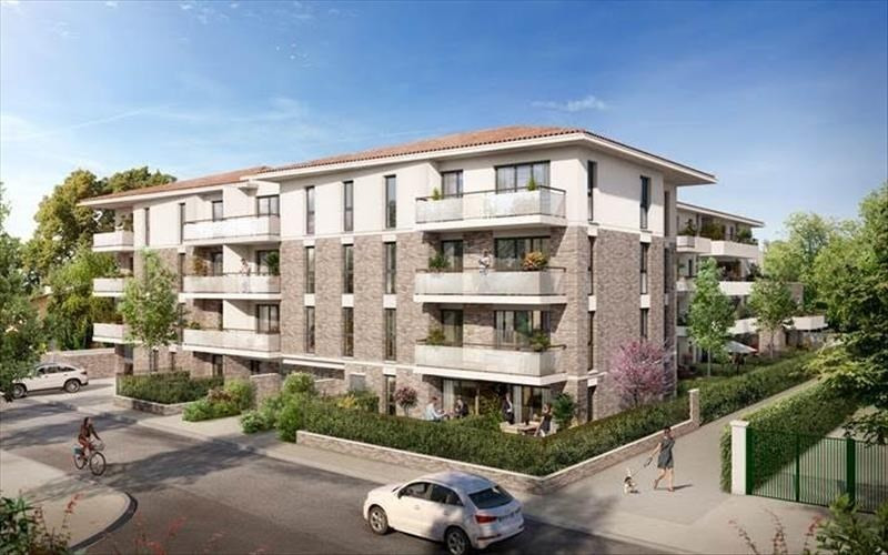 Vente appartement Toulouse 261000€ - Photo 2