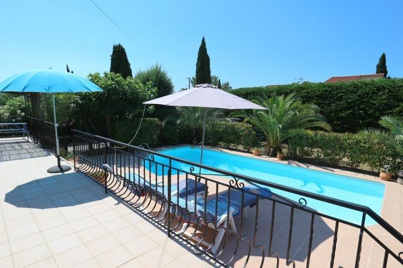 Vente maison / villa Roquebrune sur argens 349900€ - Photo 1