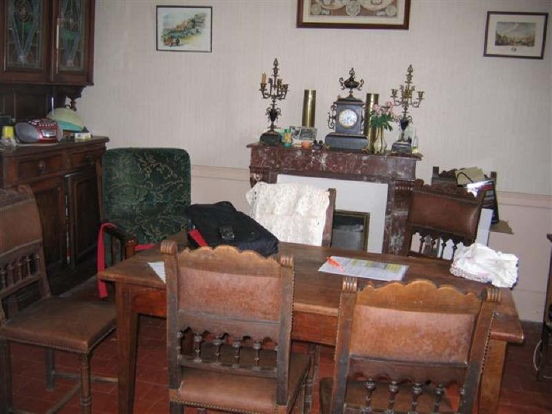 Sale house / villa Moux-en-morvan 80000€ - Picture 3