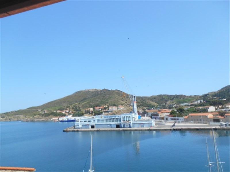 Vente appartement Port vendres 517000€ - Photo 1