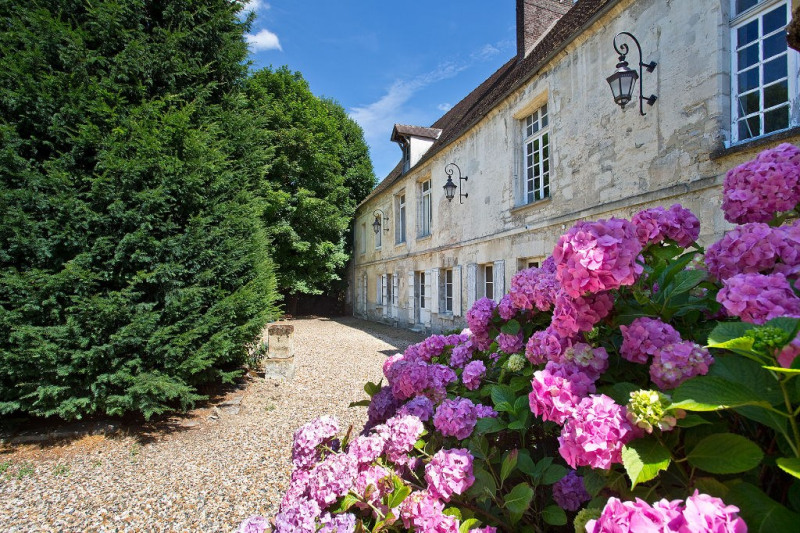 Vente maison / villa Mouy 495000€ - Photo 1