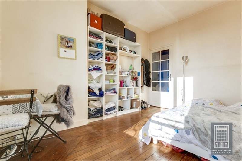 Investment property apartment Paris 18ème 199 000€ - Picture 3