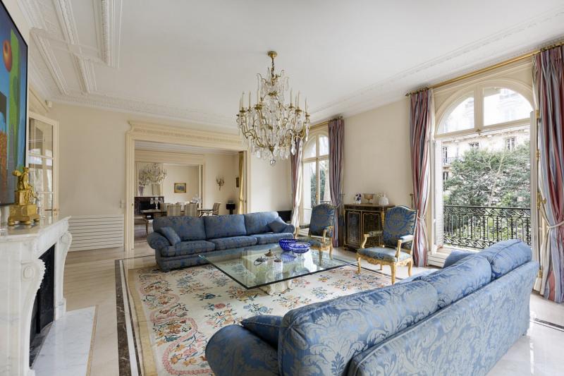 Vente de prestige appartement Paris 7ème 5700000€ - Photo 3
