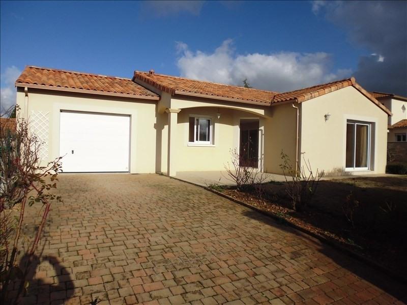 Vente maison / villa Buxerolles 252000€ -  1