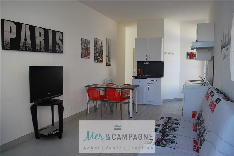 Sale apartment Fort mahon plage 144 000€ - Picture 1