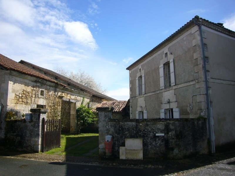 Vente maison / villa La gonterie boulouneix 74000€ - Photo 1