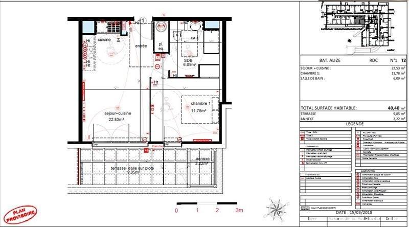 Vente appartement Labenne 141000€ - Photo 3