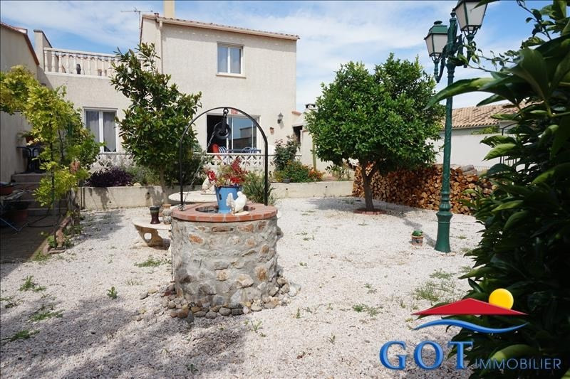 Vente maison / villa Pia 240 000€ - Photo 1