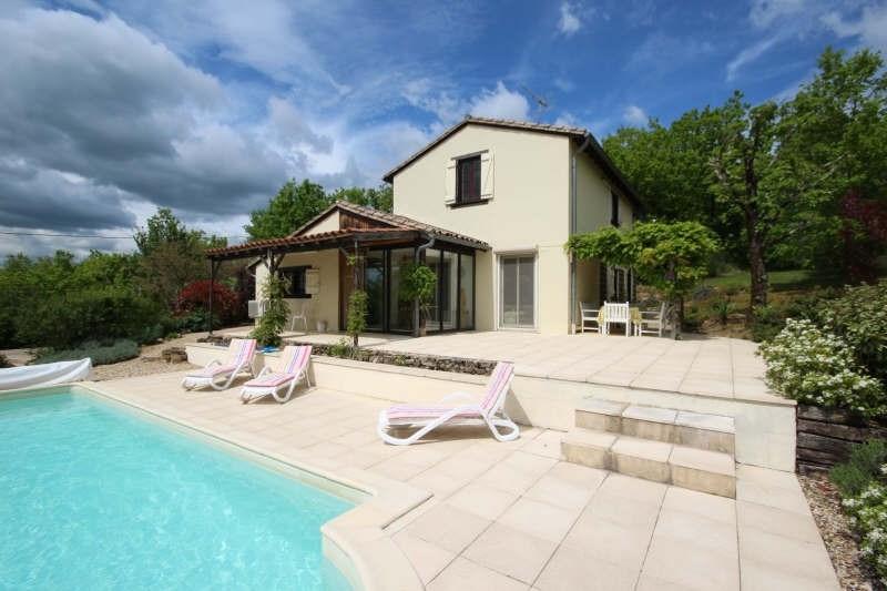 Sale house / villa Verfeil sur seye 349000€ - Picture 1