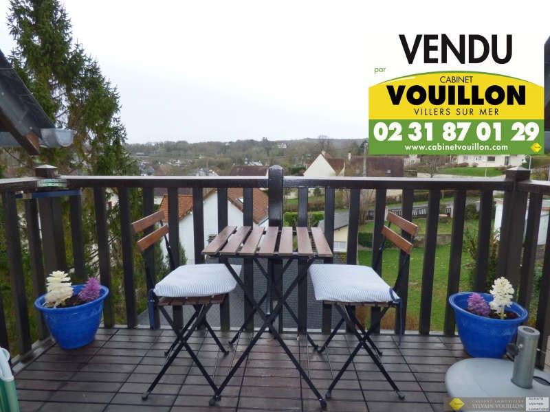 Vente appartement Villers sur mer 69000€ - Photo 1