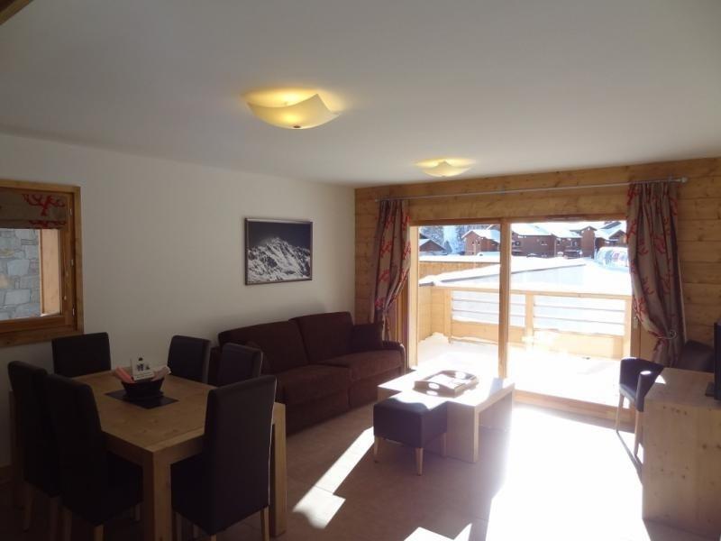 Deluxe sale apartment Tignes 362500€ - Picture 9