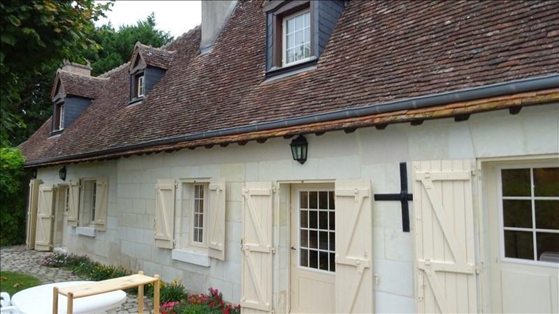 Vente maison / villa St martin le beau 315000€ - Photo 1