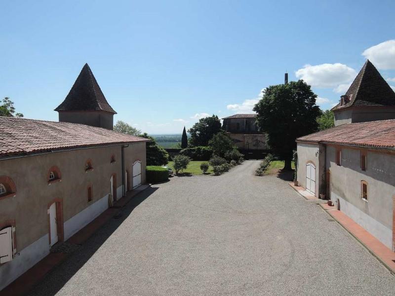Vente château Puydaniel 940000€ - Photo 1
