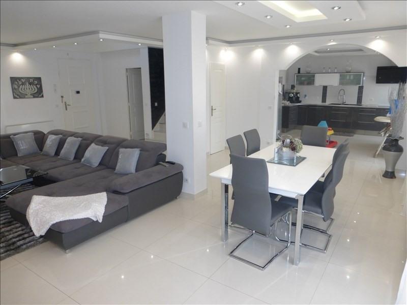 Vente maison / villa Groslay 546000€ - Photo 2