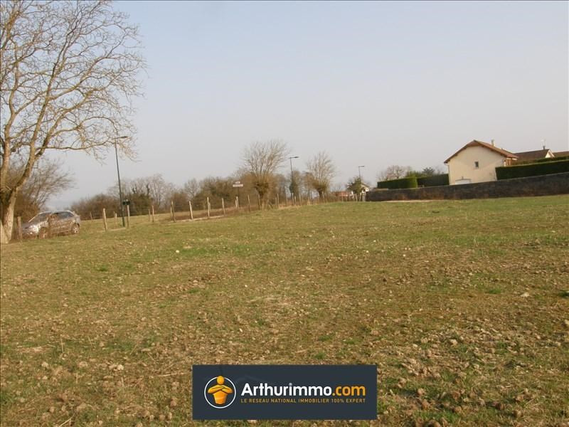 Vente terrain Morestel 122 000€ - Photo 2