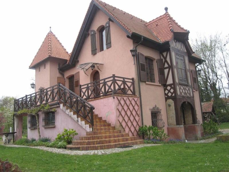 Vente de prestige maison / villa Lauterbourg 555000€ - Photo 1