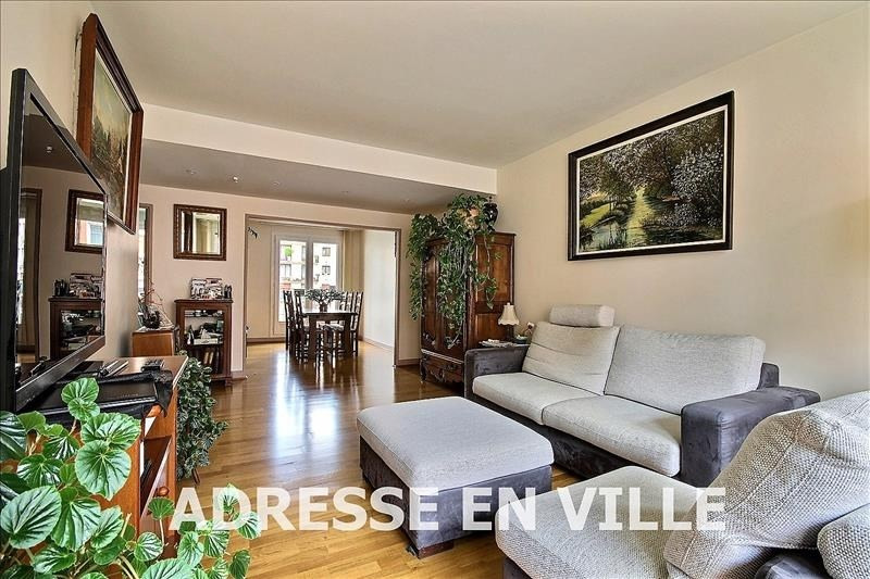 Sale apartment Levallois perret 737 000€ - Picture 1