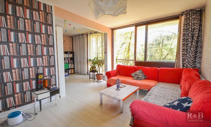 Sale apartment Fontenay le fleury 151000€ - Picture 1