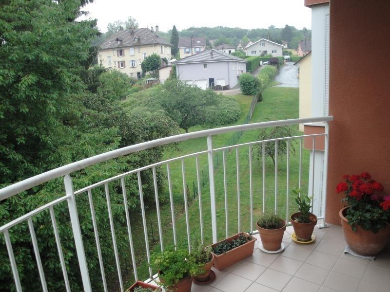 Venta  apartamento Seloncourt 130000€ - Fotografía 2