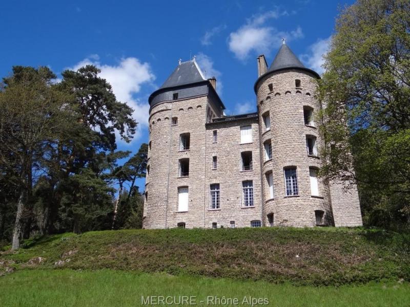 Vente de prestige château Noiretable 860000€ - Photo 1