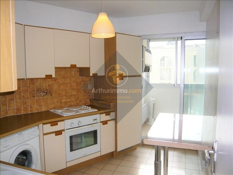 Vente appartement Sete 135000€ - Photo 3
