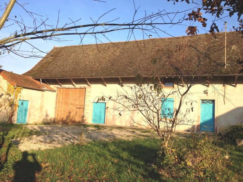 Vente maison / villa Cuisery 3 mns 115000€ - Photo 1