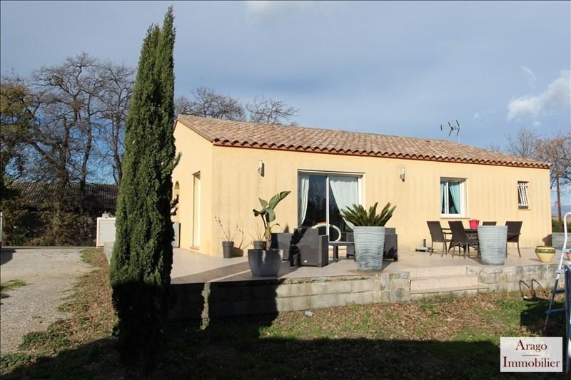 Vente maison / villa Pia 231800€ - Photo 1