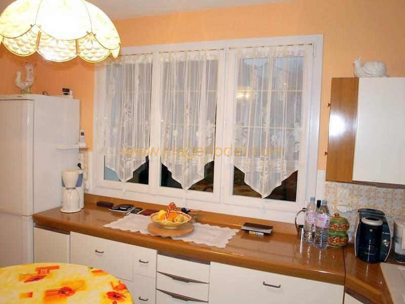 Lijfrente  huis La talaudiere 40000€ - Foto 6