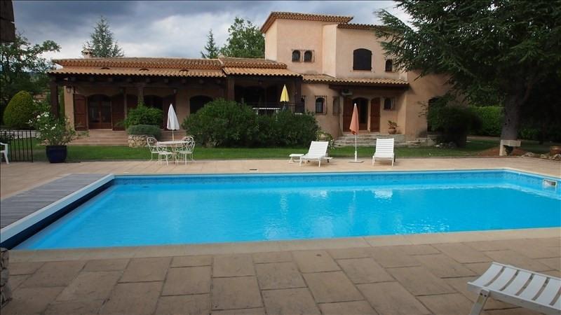 Vente de prestige maison / villa Saint cezaire sur siagne 599550€ - Photo 10