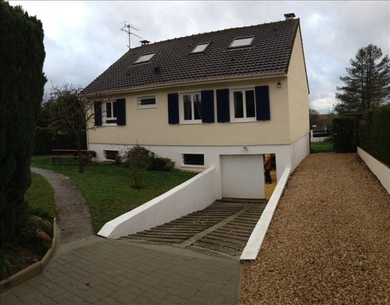 Sale house / villa Villemareuil 275000€ - Picture 1