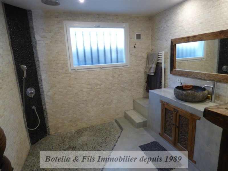Sale house / villa Barjac 495000€ - Picture 7