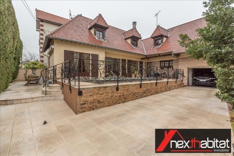 Vente de prestige maison / villa Les pavillons sous bois 592000€ - Photo 1