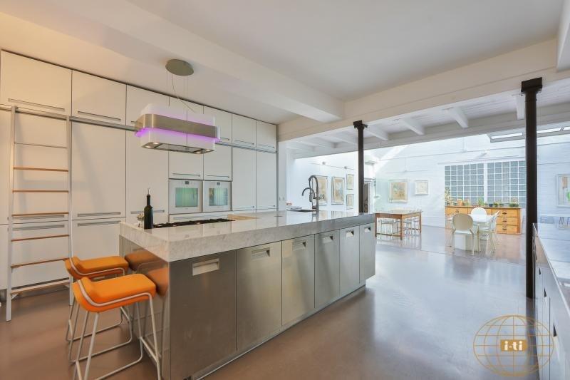 Deluxe sale loft/workshop/open plan Paris 18ème 1230000€ - Picture 4