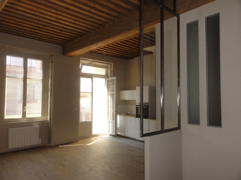 Sale apartment Lyon 1er 285 000€ - Picture 4
