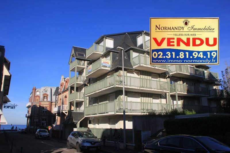 Deluxe sale apartment Villers sur mer 305 000€ - Picture 1