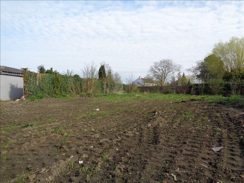 Vente terrain Beuvry 60 000€ - Photo 2