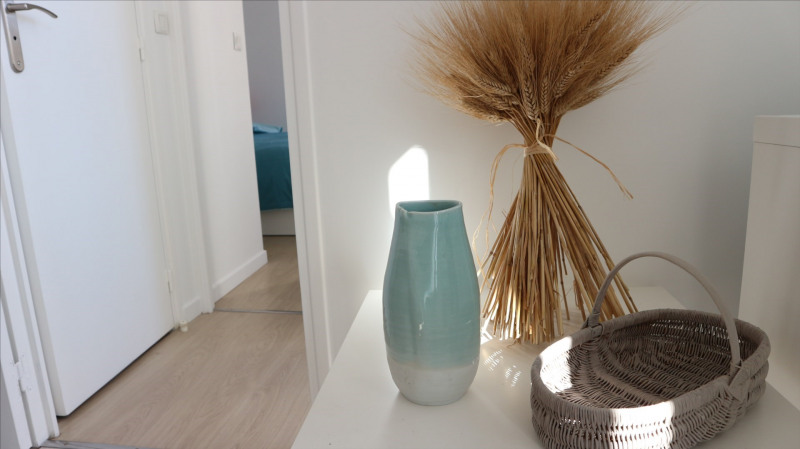 Rental apartment Fontainebleau 920€ CC - Picture 2